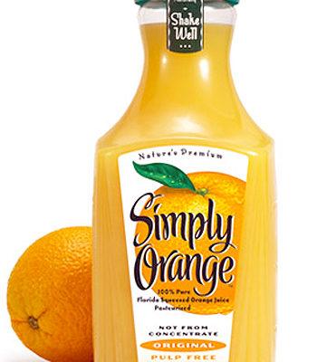 Simple Orange Juice